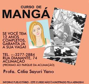 Folheto-manga