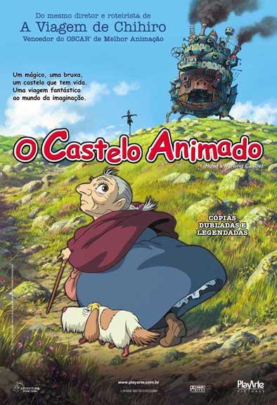 Poster O Castelo menor